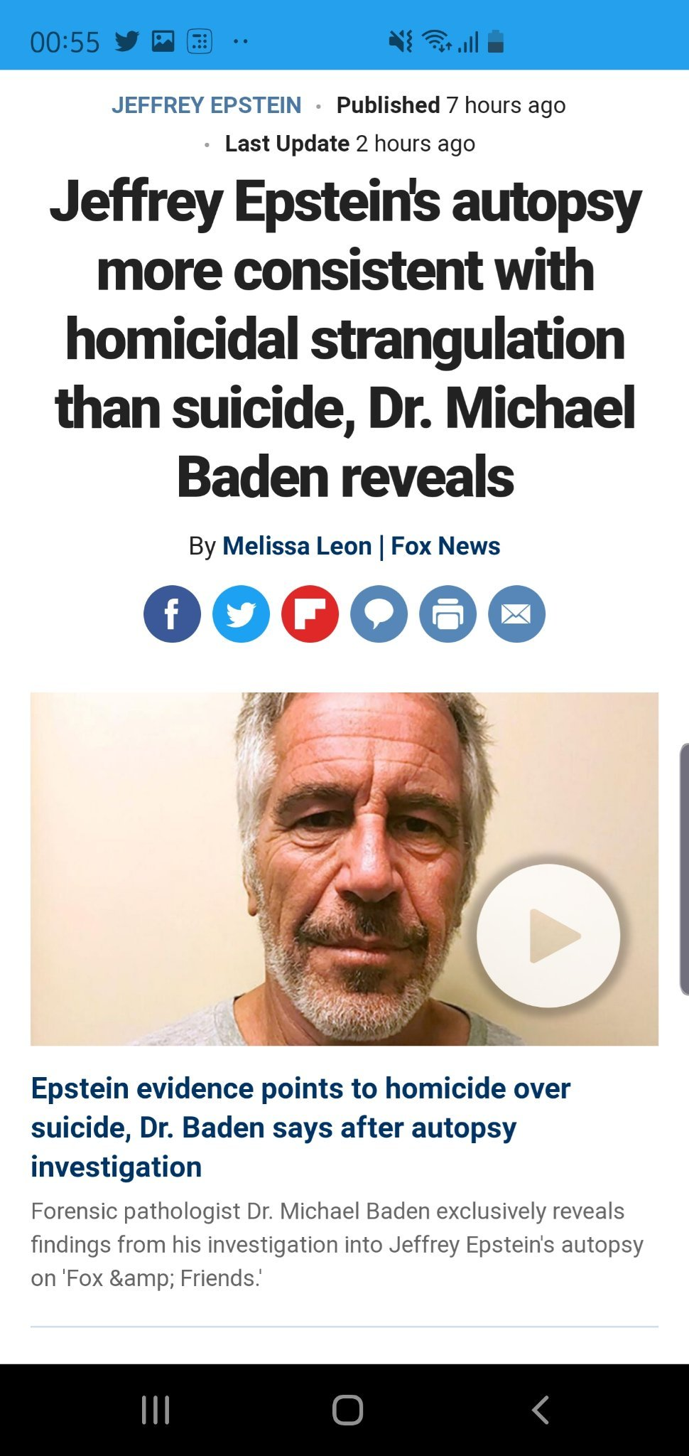 Genuine verified news article on October 30, 2019. As investigated by a veteran forensics expert. - meme