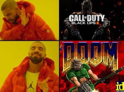 Quel est vôtre Doom préféré ? - meme