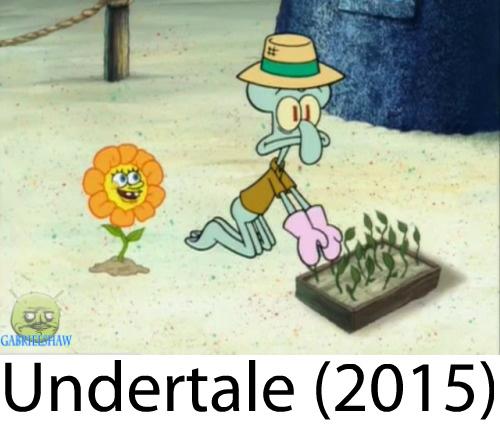 Overwatch + Undertale = Mediumwale - meme