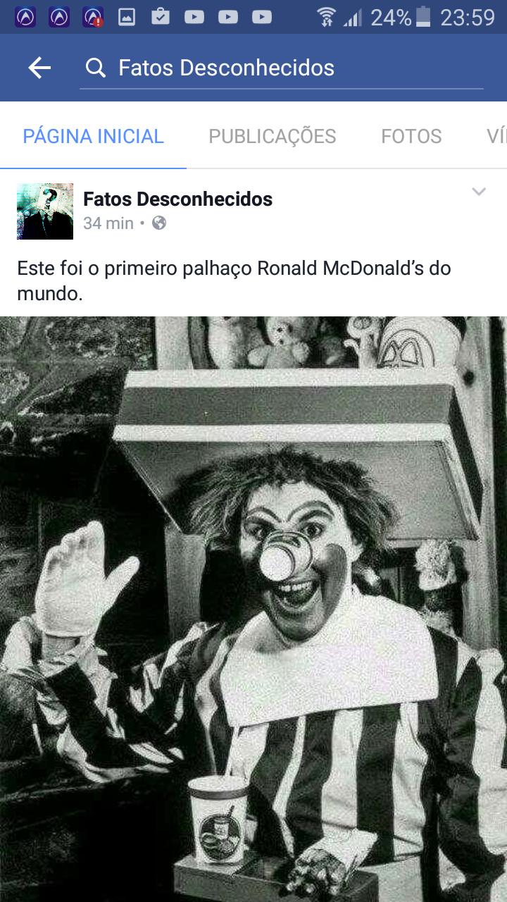 Ronald McDonald ;-) - meme