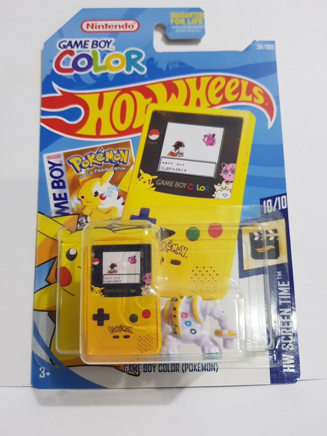 Gameboy color hotwheels - meme