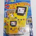 Gameboy color hotwheels
