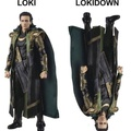 loki down