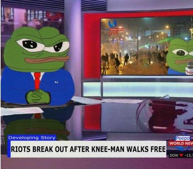 Pepe news - meme
