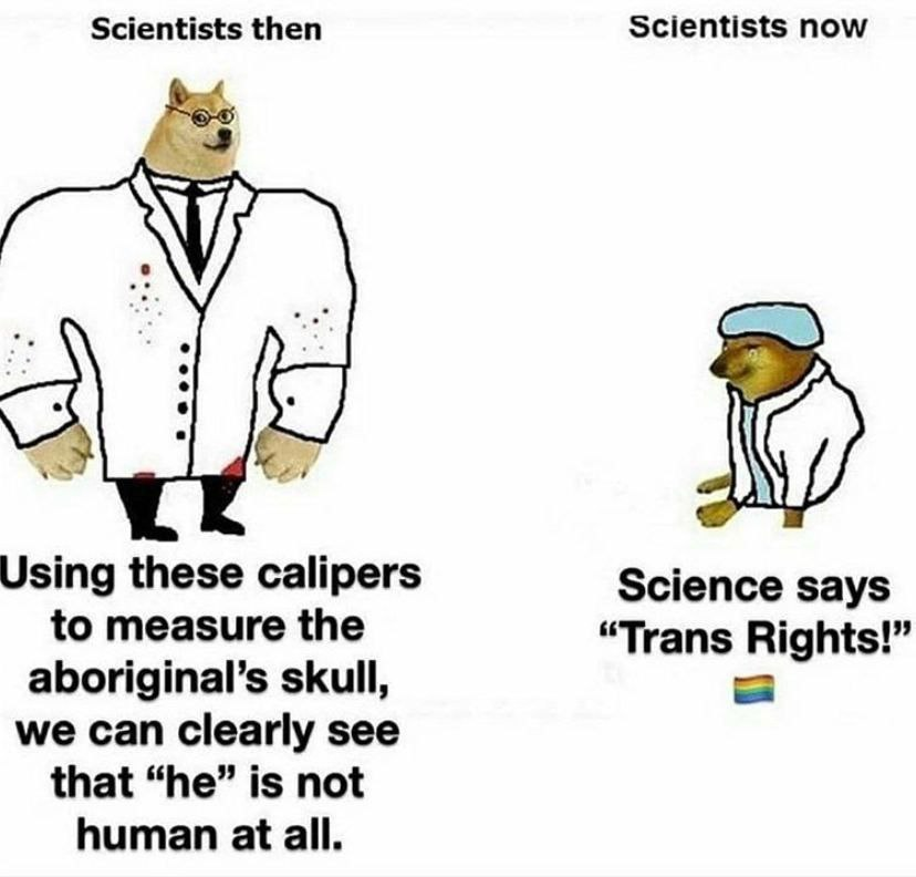 Based old science - meme