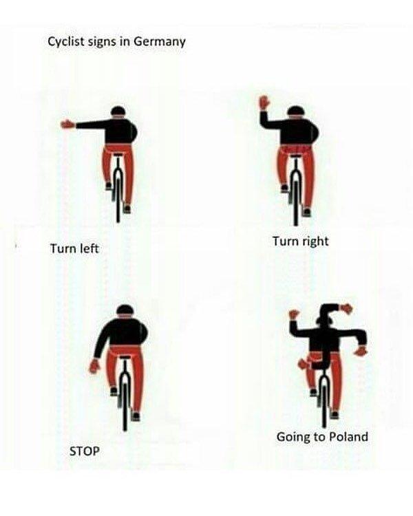 Le vélo... - meme