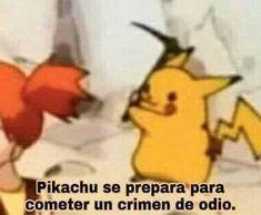 pikachu ta raro - meme