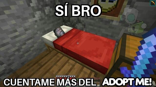 *Se duerme* - meme