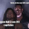 El titulo se fue a ver Dragon Ball Z Kai por el canal Warnee
