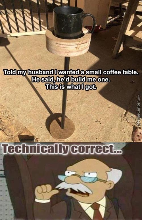 Technically correct - meme