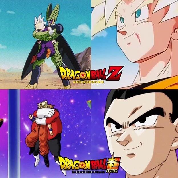 Dragon Ball - meme