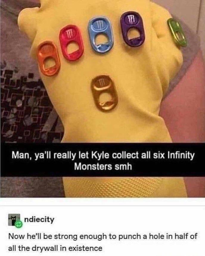 smh Kyle - meme