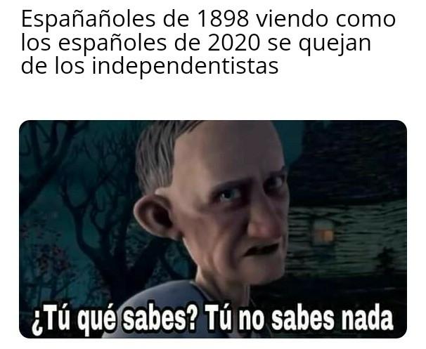 Indepes - meme