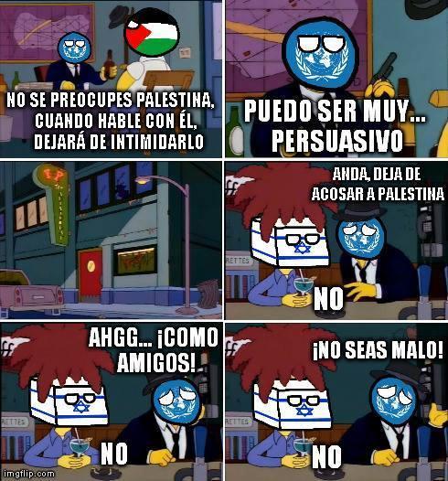 Viva la ONU - meme