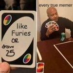 hate furries - meme
