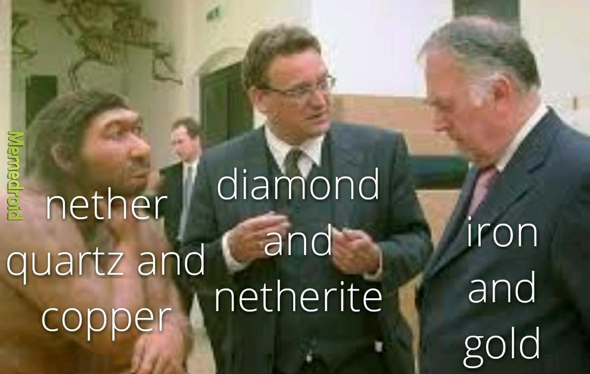 The ores - meme