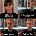 Team PS4/ XBOX/ SWITCH ?