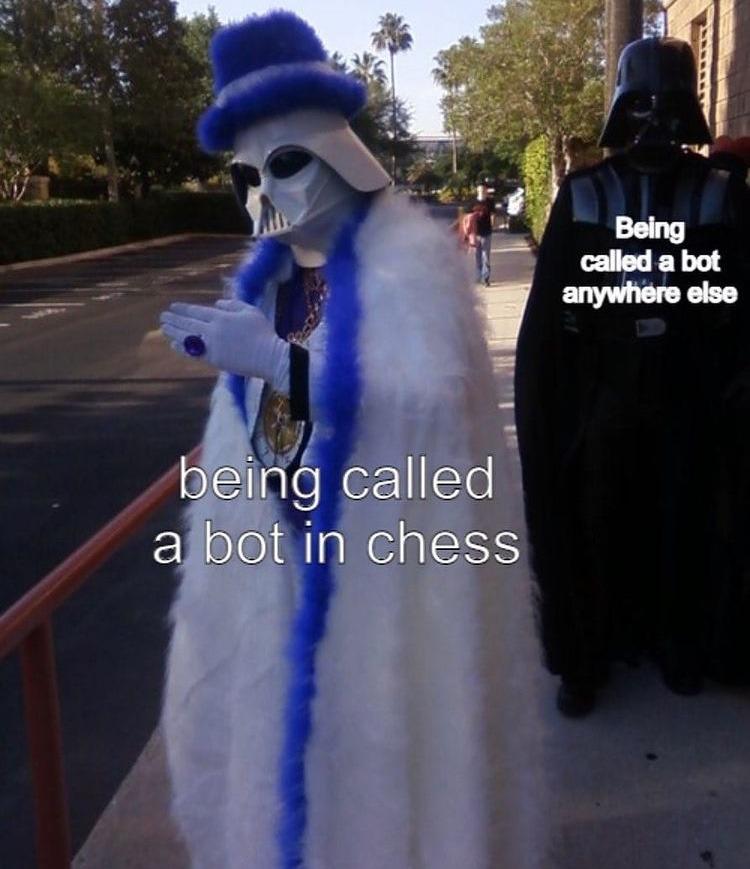 darth Vader pimp - meme
