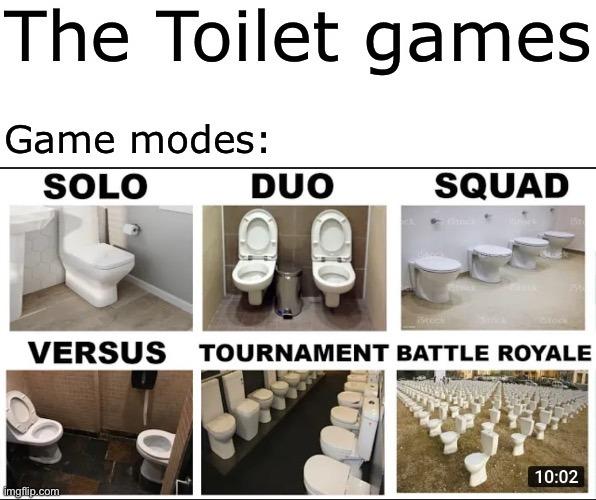 Toilet - meme