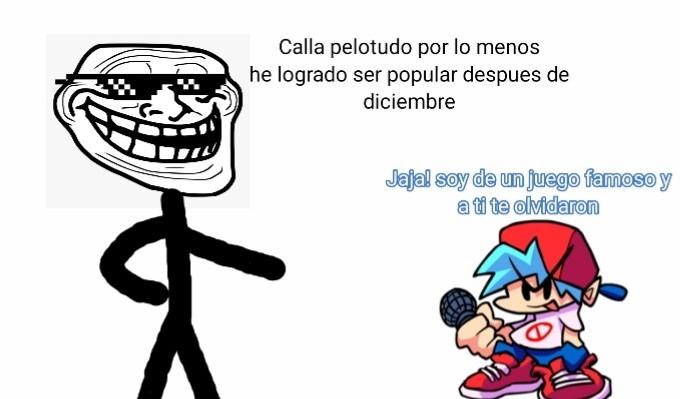 Trollface Chad - meme