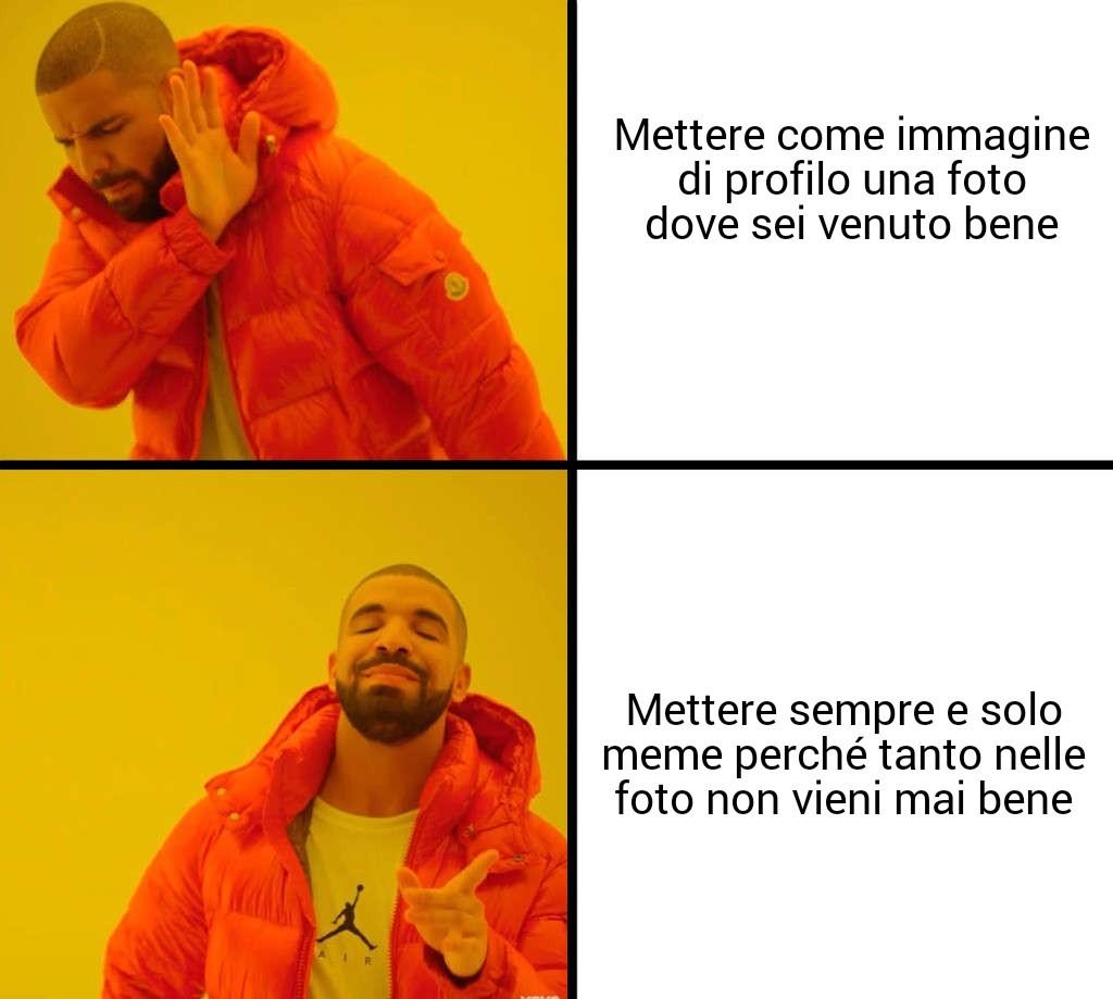 CoSì vAdO cOntRO tendenza! 1!1!1! - meme
