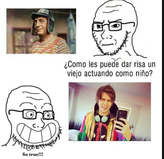 El downbius - meme