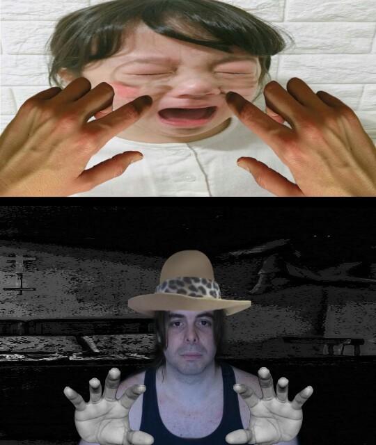 Dross pedófilo - meme