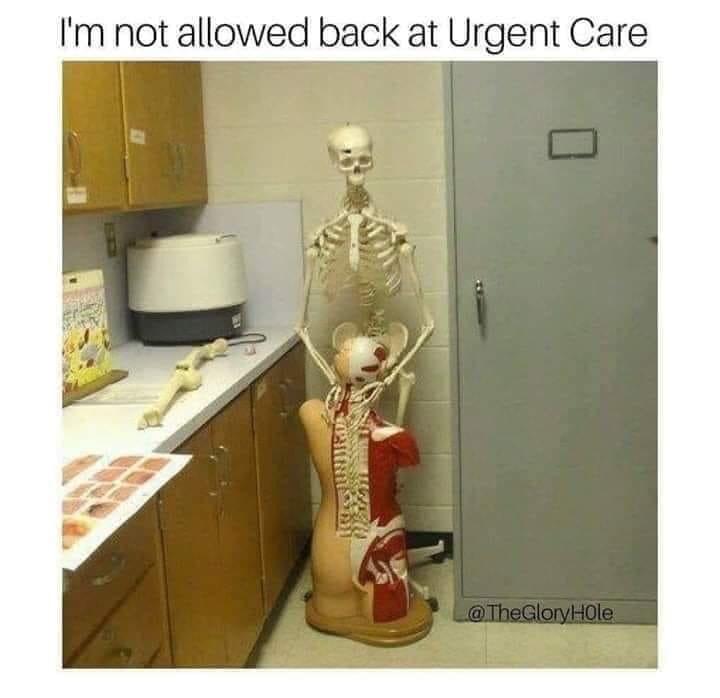 urgent care - meme