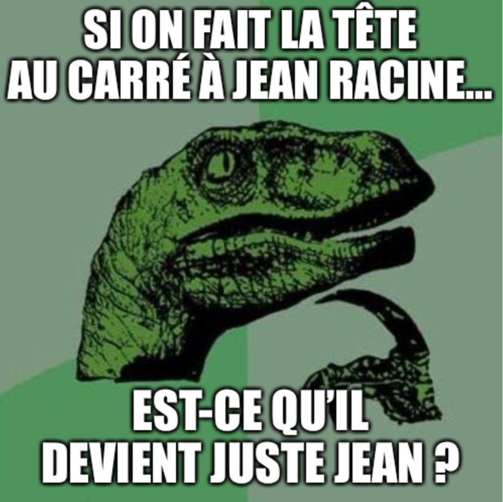 Jean - meme