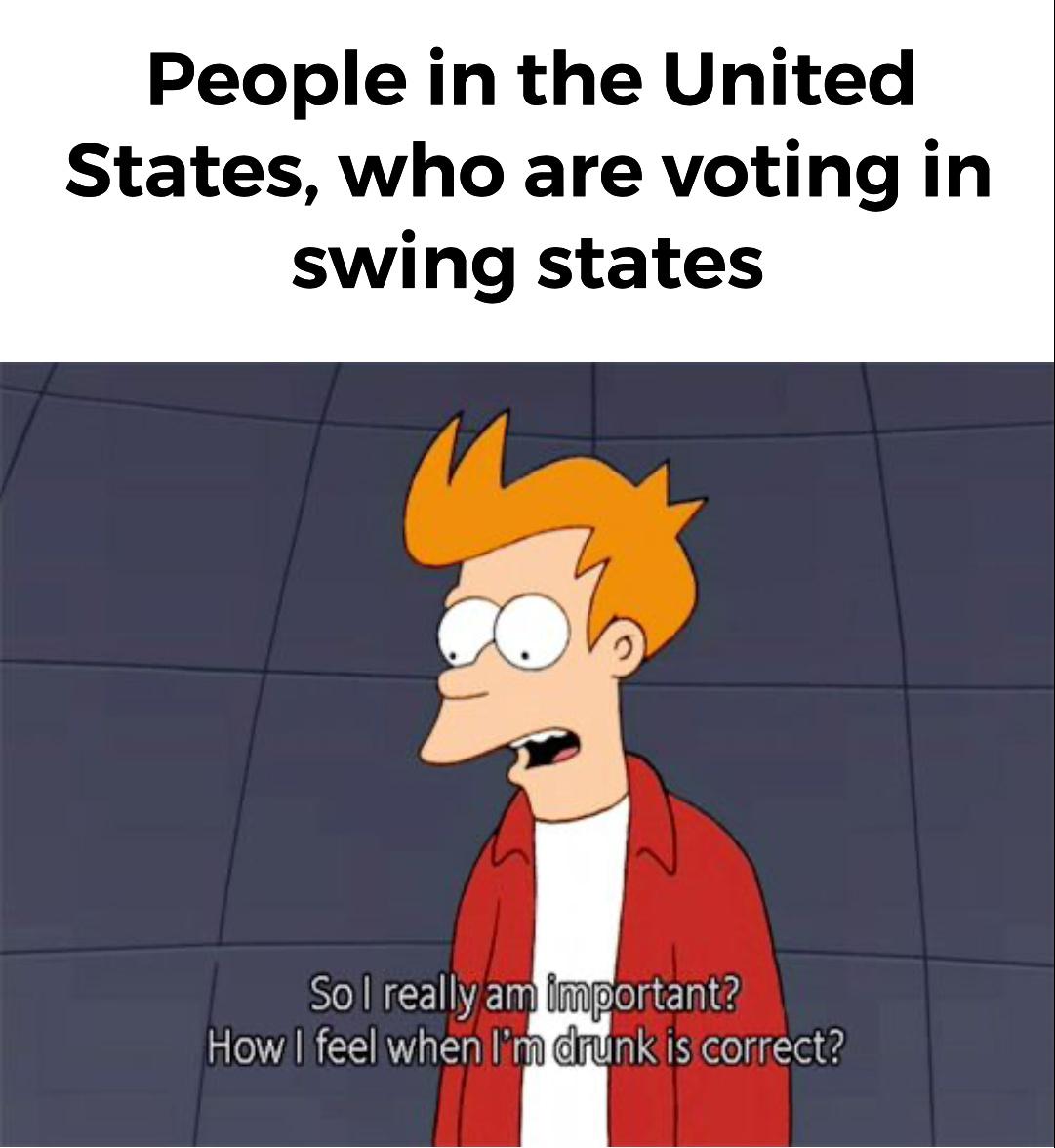 Swing States - meme