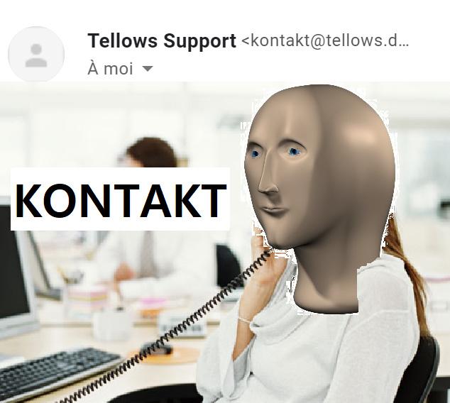 KONTACT - meme