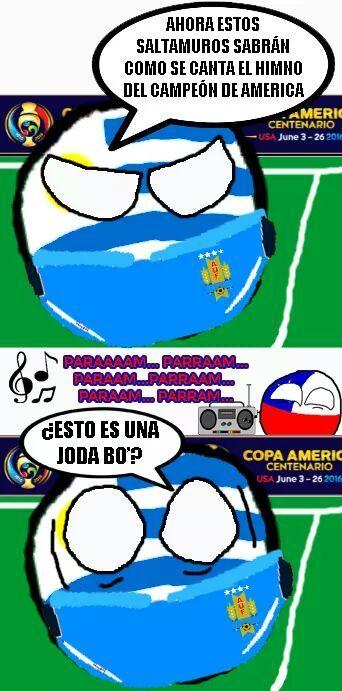 Viva Chile Mierda! - meme