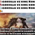 Godzilla vs king Kong doblaje español