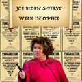 Biden's First Week in Office