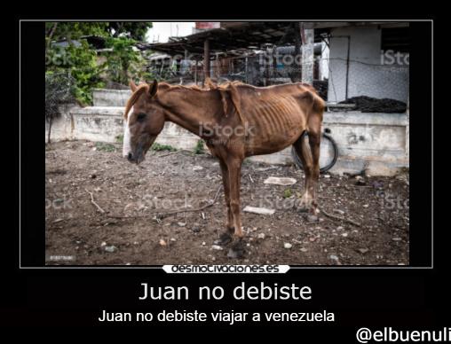 Juan disecado - meme