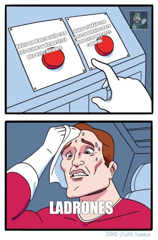 Decisión Crucial - meme