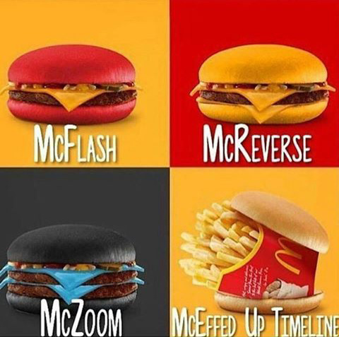 McSpeedsters - meme