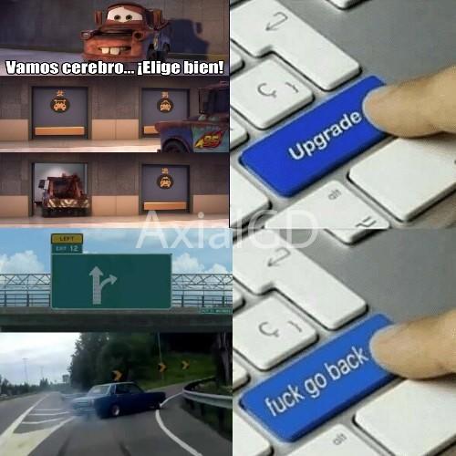 Actualizando memes