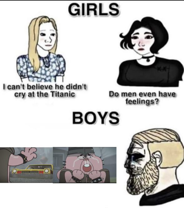 That was sad - meme