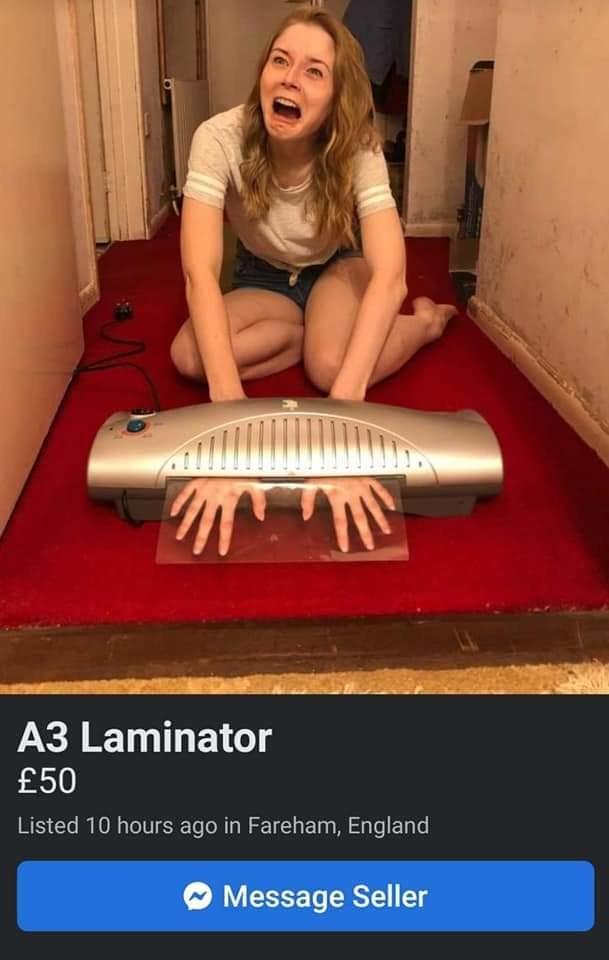 Lamination Nation - meme