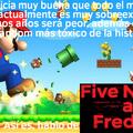 Ambos me gustan, peto igual si son muy sobreexplotados: Mario por su compañía que solo quiere tener plata y Fanafedi por los mismos fans