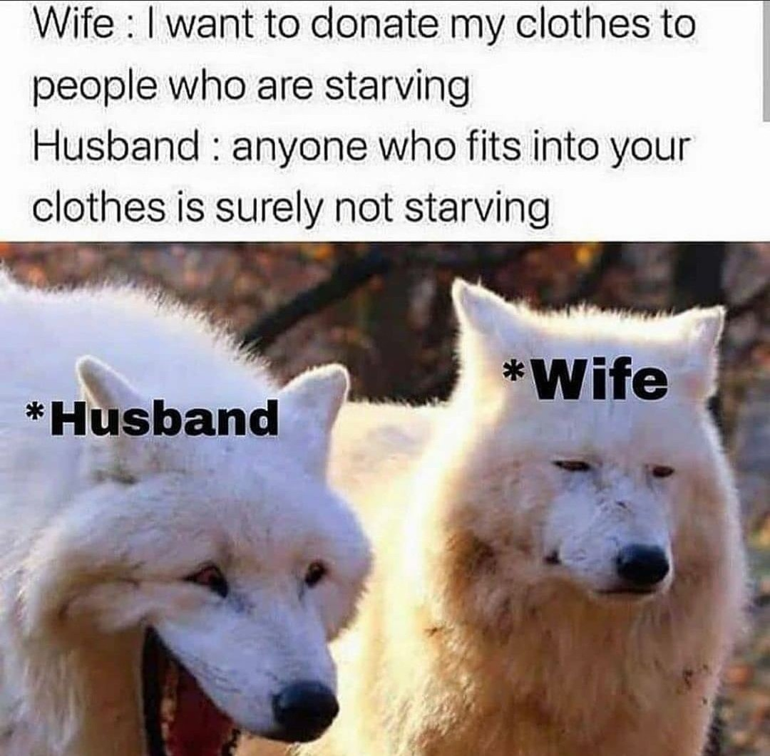 Who wants to get married - meme