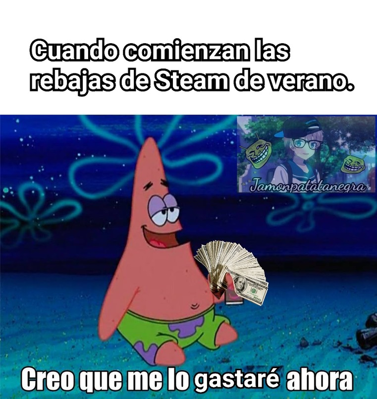 Este Steam... - meme