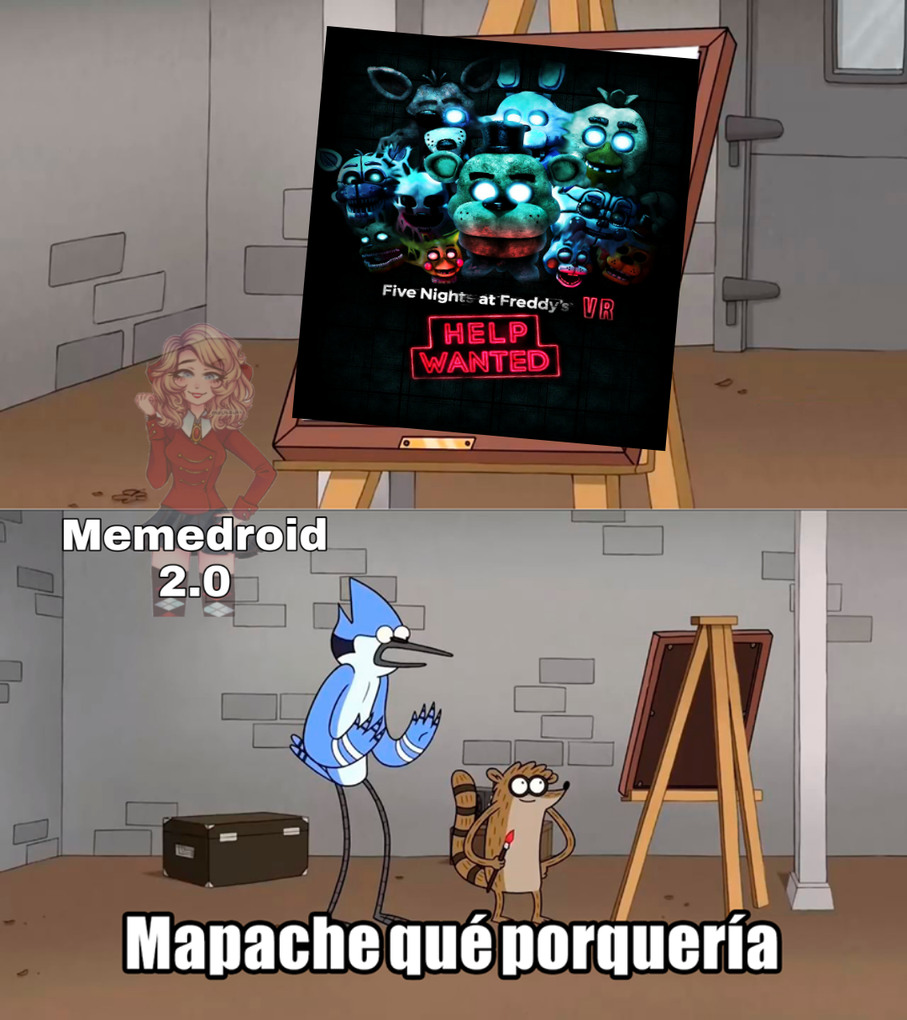 Edición de calidad papa - meme