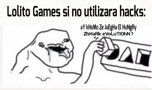 Lolito be like - meme