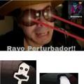 Rayo perturbador
