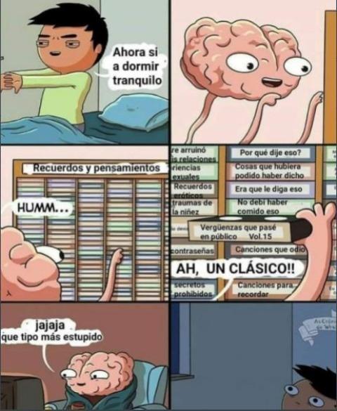 Cerebro - meme