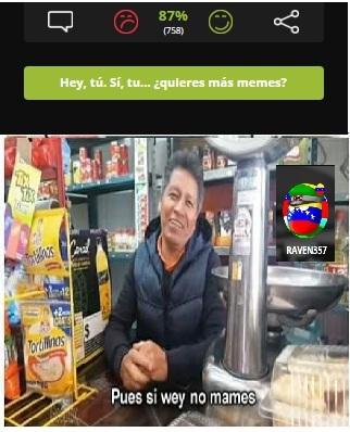 acepten no sean malos :) - meme