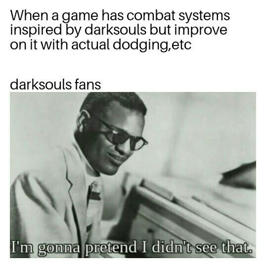 An example is darksiders 3 - meme