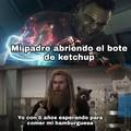 Catsup o ketchup